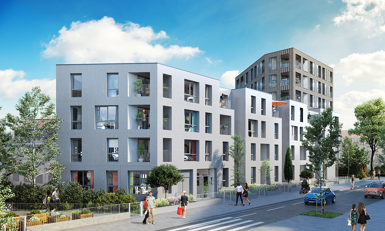 Immobilier neuf lille wazemmes
